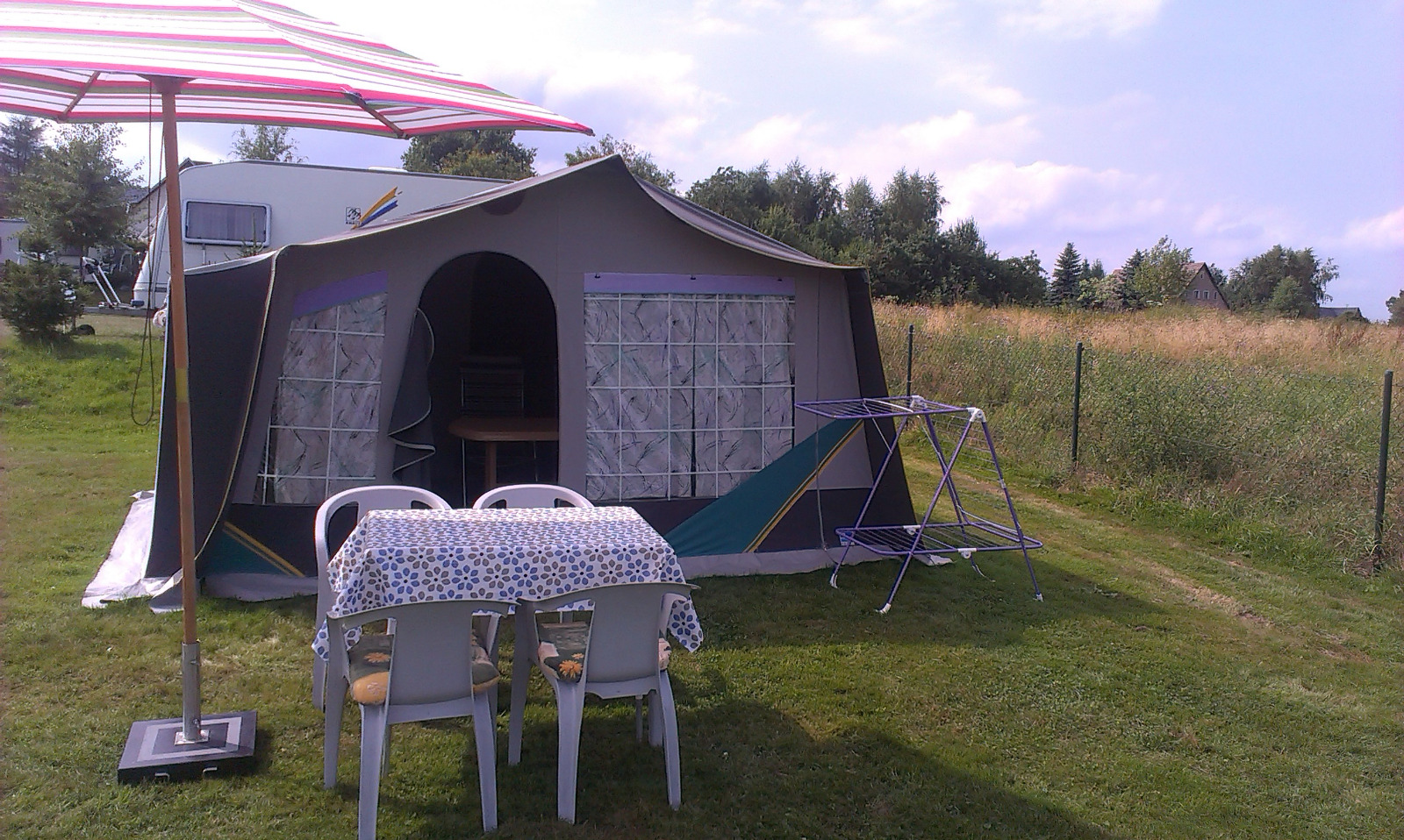 Camping Mirsk – Kamperen in Polen in mooie omgeving met bergen
