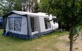 Caravan knauw - camping polen